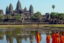 Cambodia furthermore authoritatively known as Kingdom of Cambodia