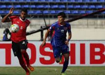 International friendly match 2016 Cambodia vs Timor Leste